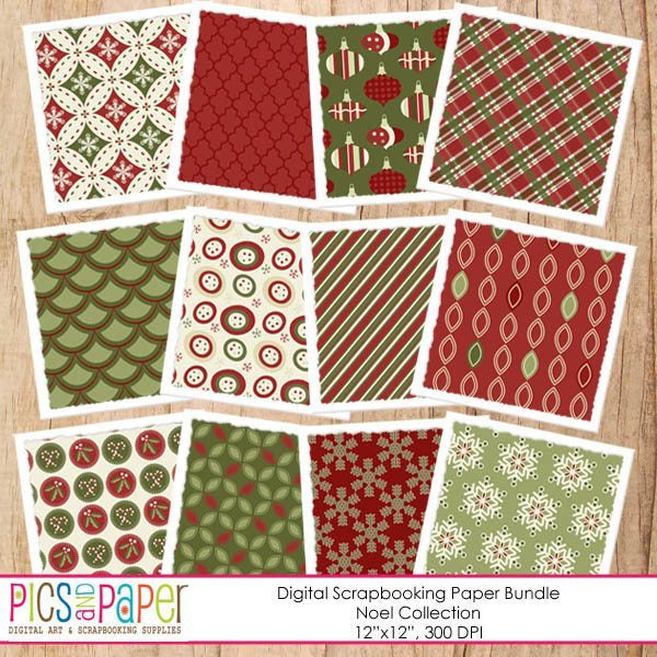 Noel Digital Papers Digital Papers & Background Pics and Paper    Mygrafico