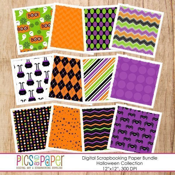 Halloween Papers Digital Papers & Backgrounds Pics and Paper    Mygrafico