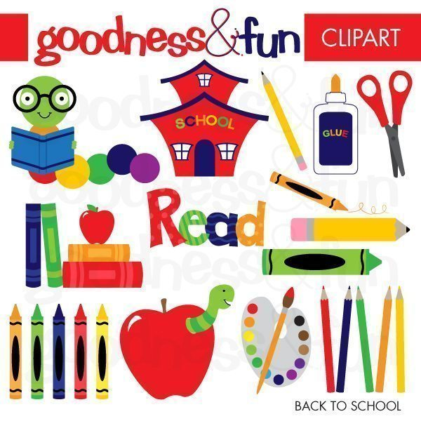 Back To School  Goodness & Fun    Mygrafico