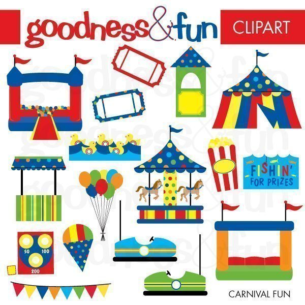 Carnival Fun  Goodness & Fun    Mygrafico