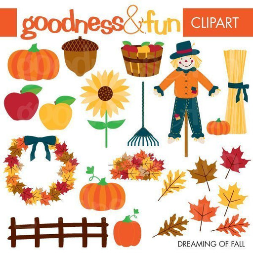 Dreaming of Fall  Goodness & Fun    Mygrafico