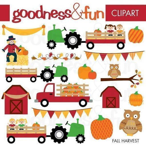 Fall Harvest  Goodness & Fun    Mygrafico