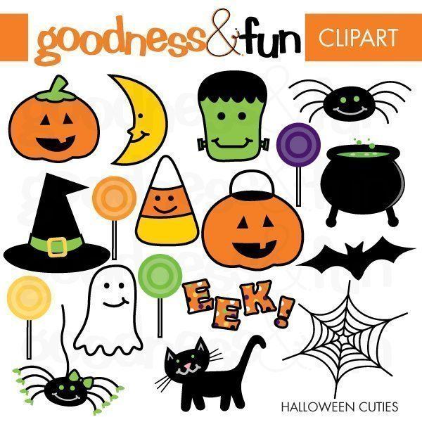 Halloween Cuties  Goodness & Fun    Mygrafico