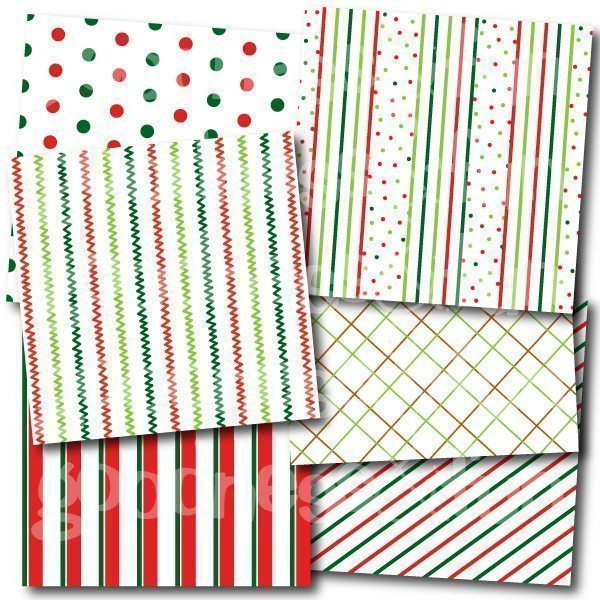 Holiday Baking Papers  Goodness & Fun    Mygrafico