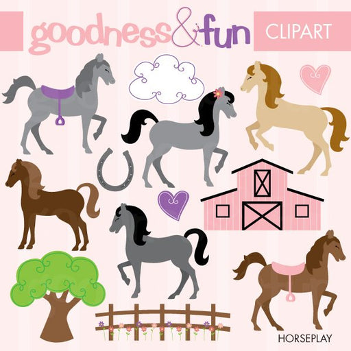 Horseplay  Goodness & Fun    Mygrafico