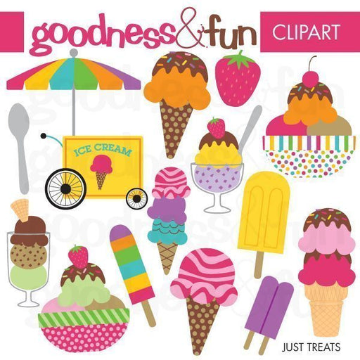 Just Treats  Goodness & Fun    Mygrafico