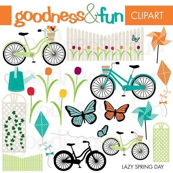 Lazy Spring Day  Goodness & Fun    Mygrafico