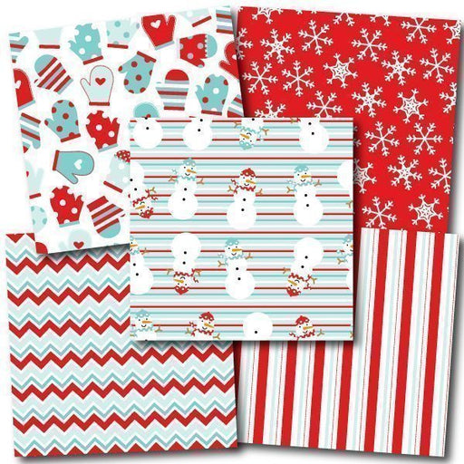 Let It Snow Papers  Goodness & Fun    Mygrafico