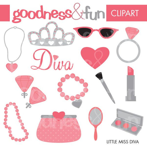 Little Miss Diva  Goodness & Fun    Mygrafico