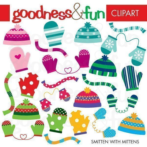 Smitten With Mittens  Goodness & Fun    Mygrafico