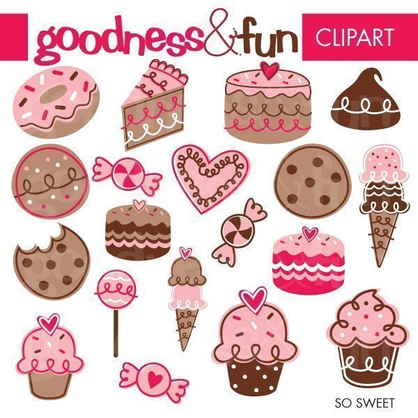 So Sweet  Goodness & Fun    Mygrafico