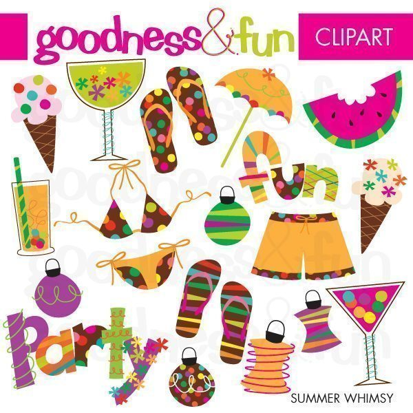Summer Whimsy  Goodness & Fun    Mygrafico