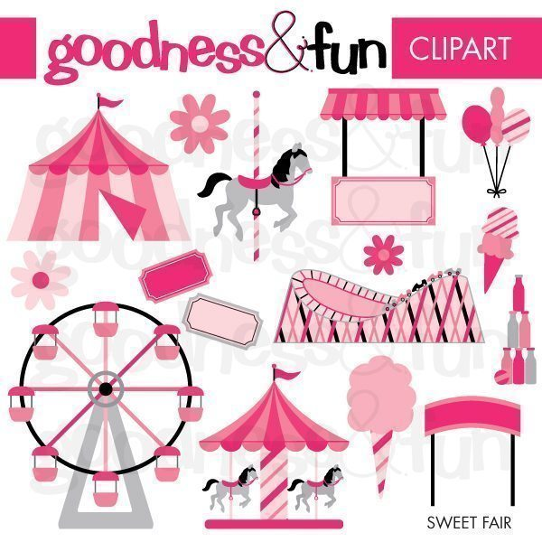 Sweet Fair  Goodness & Fun    Mygrafico
