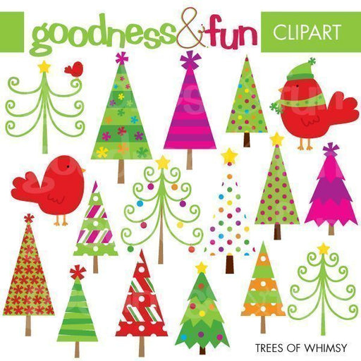 Trees of Whimsy  Goodness & Fun    Mygrafico