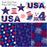 July Fourth Clipart and Patterns Bundle Melissa Held Designs    Mygrafico
