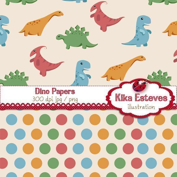 Dino Papers  Kika Digital    Mygrafico