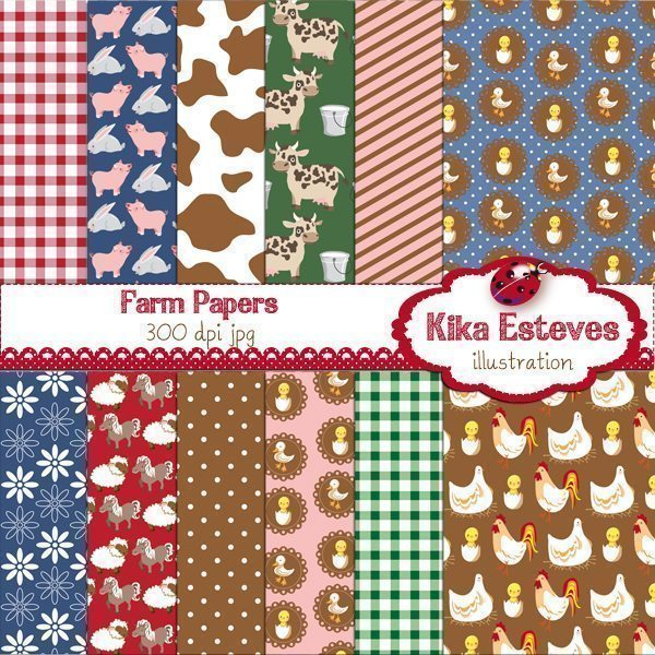 Farm Papers  Kika Digital    Mygrafico