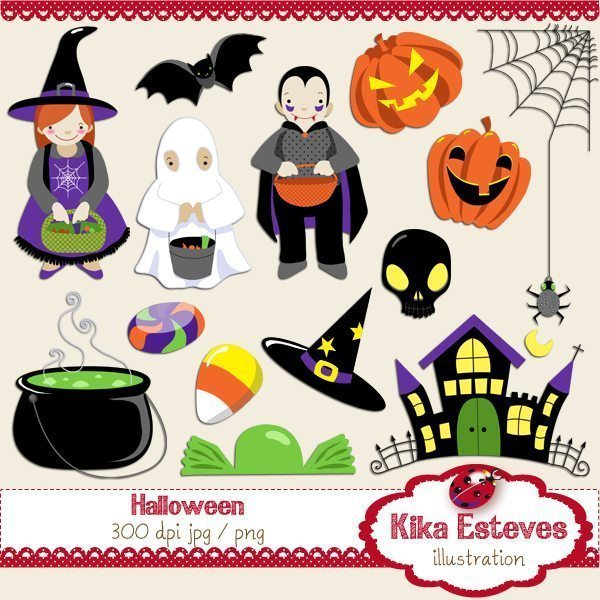Halloween  Kika Digital    Mygrafico