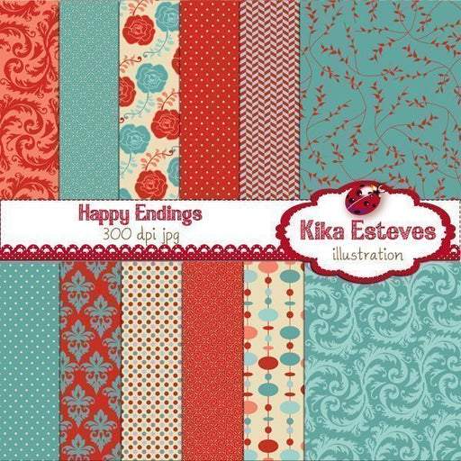 Happy Endings  Kika Digital    Mygrafico