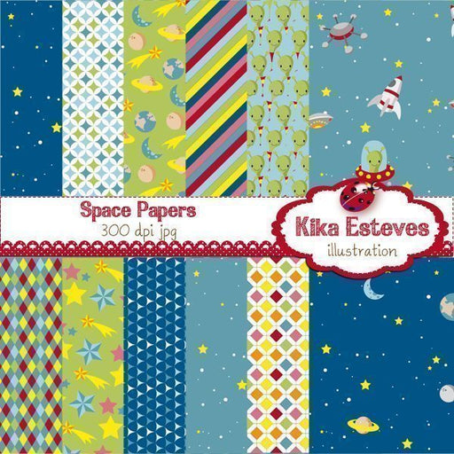 Space Papers  Kika Digital    Mygrafico