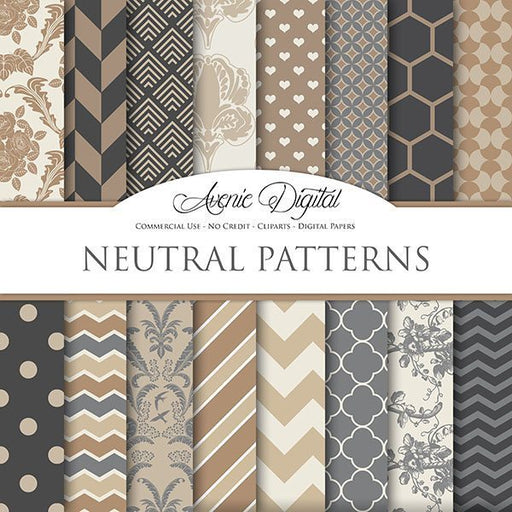 Neutral Digital Paper  Avenie Digital    Mygrafico