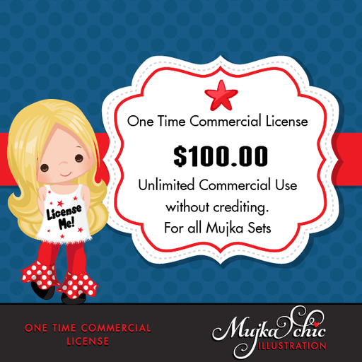 Mujka Chic Commercial License Commercial License Mujka Chic    Mygrafico
