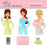 Business women clipart  Olillia Illustration    Mygrafico