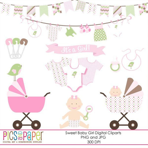 Sweet Baby Girl  Pics and Paper    Mygrafico