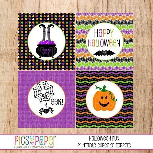 Halloween Tags  Pics and Paper    Mygrafico