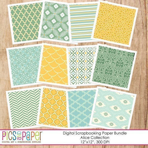 Alice Papers Digital Papers & Backgrounds Pics and Paper    Mygrafico