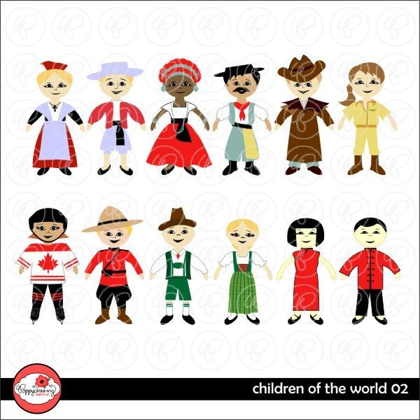 Children of the World 02 by Poppydreamz  Poppydreamz    Mygrafico