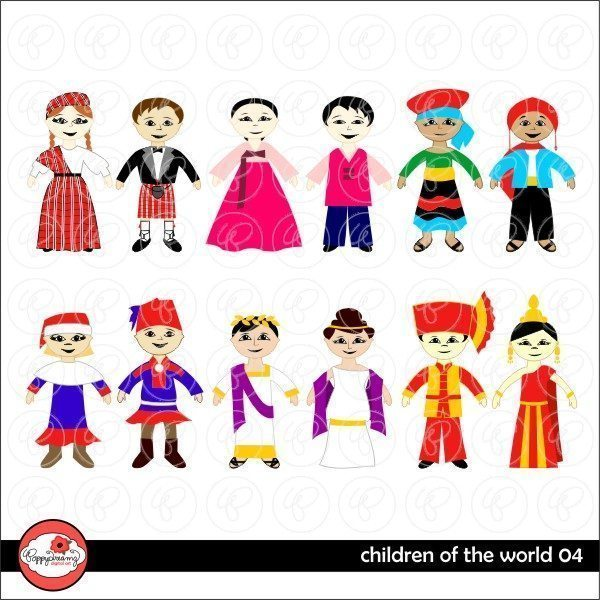 Children of the World 04 by Poppydreamz  Poppydreamz    Mygrafico