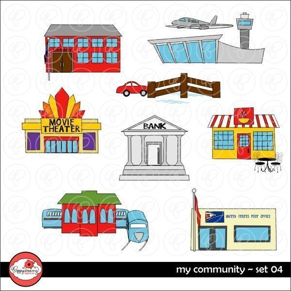 My Community 04 by Poppydreamz  Poppydreamz    Mygrafico