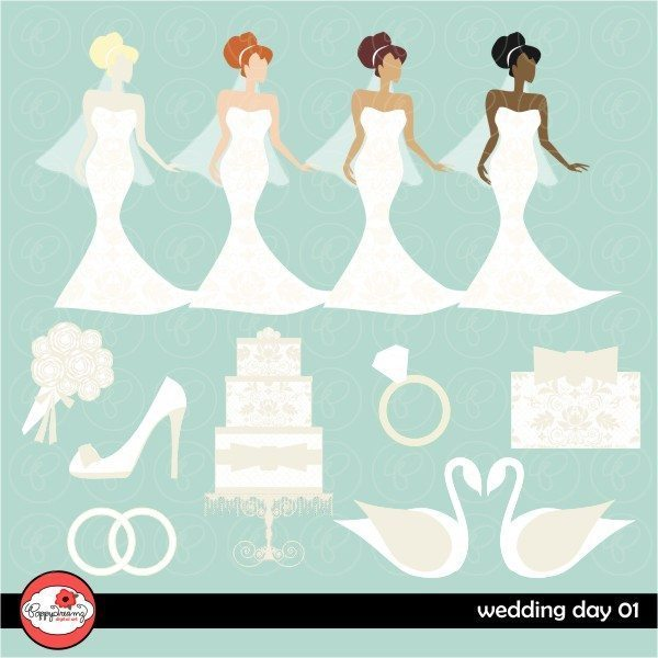 Wedding Day 01 by Poppydreamz  Poppydreamz    Mygrafico