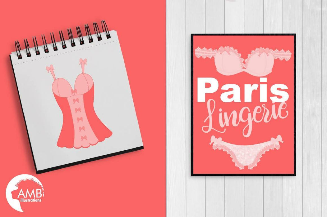 Bachelorette Clipart, Bachelorette Party Clipart, Hen Night, Corset Clipart, Wedding Clipart, Girls Night Out Clipart, AMB-2209 Cliparts AMBillustrations    Mygrafico
