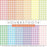 Pastel Houndstooth Digital Papers  La Boutique Dei Colori    Mygrafico