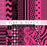 Pink and Black Digital paper Pack  La Boutique Dei Colori    Mygrafico