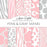 Pink Animal Prints Digital Paper  Avenie Digital    Mygrafico