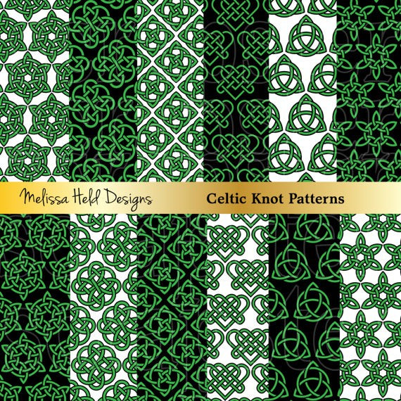 Celtic Knot Patterns Mygrafico Awesome Celtic Knot Patterns