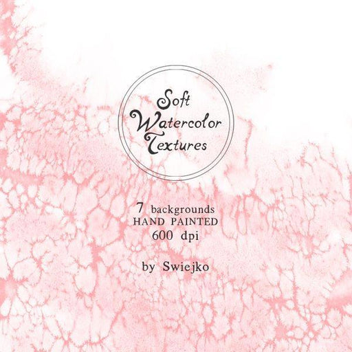 Ombre Watercolor Background, blush washes Digital Paper & Backgrounds Swiejko    Mygrafico