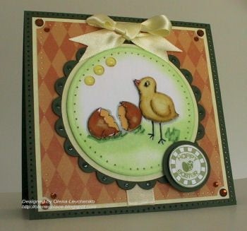 Cute Easter Digital Stamps  Lindsay's Stamp Stuff    Mygrafico