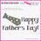 Happy Father's Day Necktie Clipart  Tickled Pink Design Studio    Mygrafico