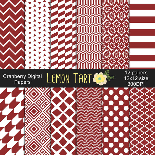 Cranberry Digital papers