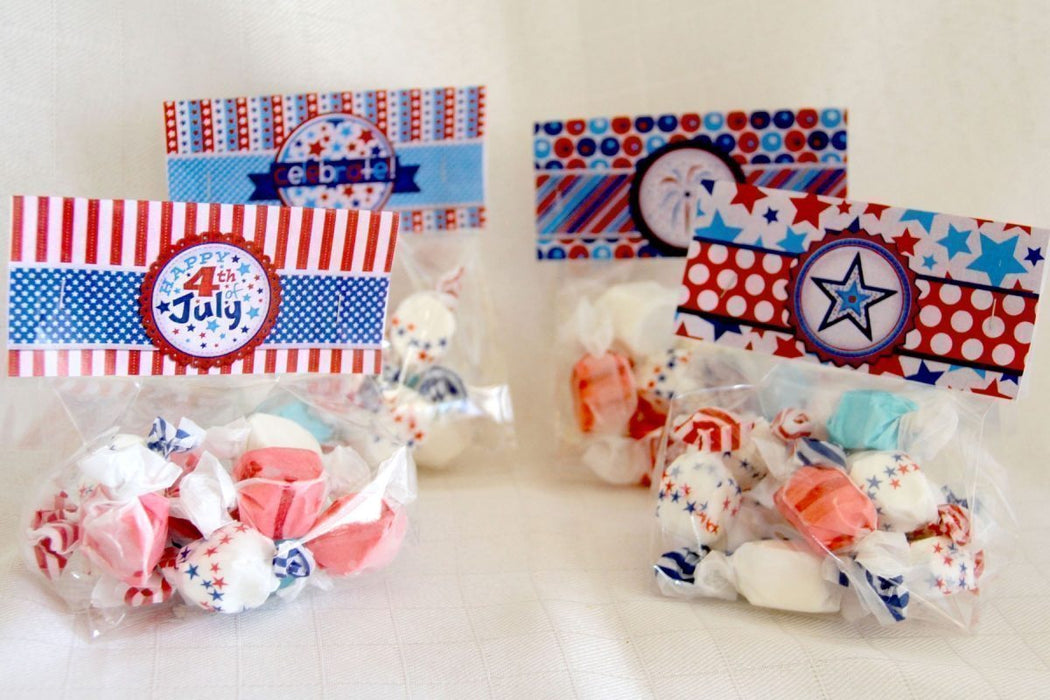 Fun Fourth of July Printable Party Bundle  A-Manda Creation    Mygrafico