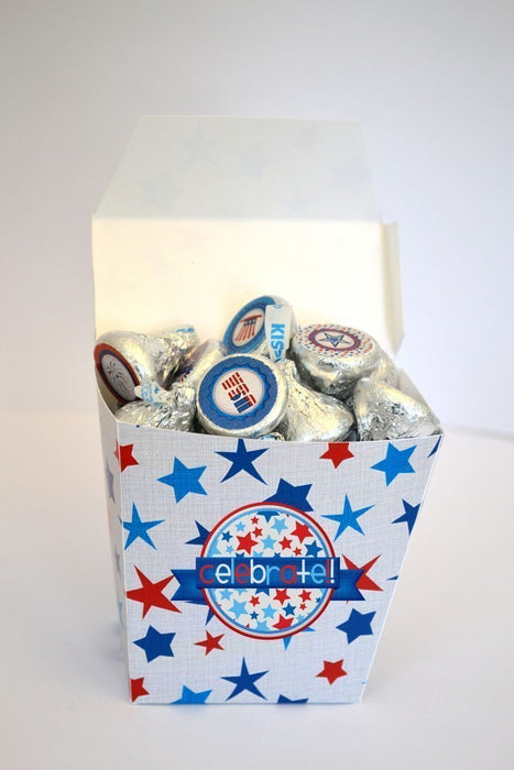 Fun Fourth of July Favor Box SVG  A-Manda Creation    Mygrafico