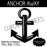 Anchors Away Digital Single Clip Art  Cupcake Cutiees    Mygrafico