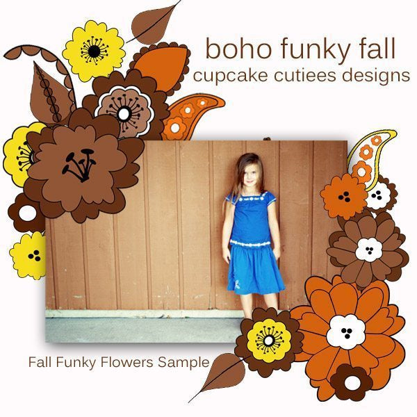 Boho Funky Fall Elements