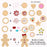 Build a Cookie Clipart Cupcake Cutiees    Mygrafico