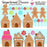 Gingerbread Dreams Clip art  Cupcake Cutiees    Mygrafico