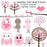 Valentine Owls Birds and trees Clipart  Cupcake Cutiees    Mygrafico